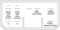 punto mk2 subwoofer originale non da segni di vita. Black Bedroom Furniture Sets. Home Design Ideas