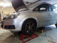 Opel Zafira 1 9 Tdi Con Dpf 2005 Cambio Olio E Filtro Forum